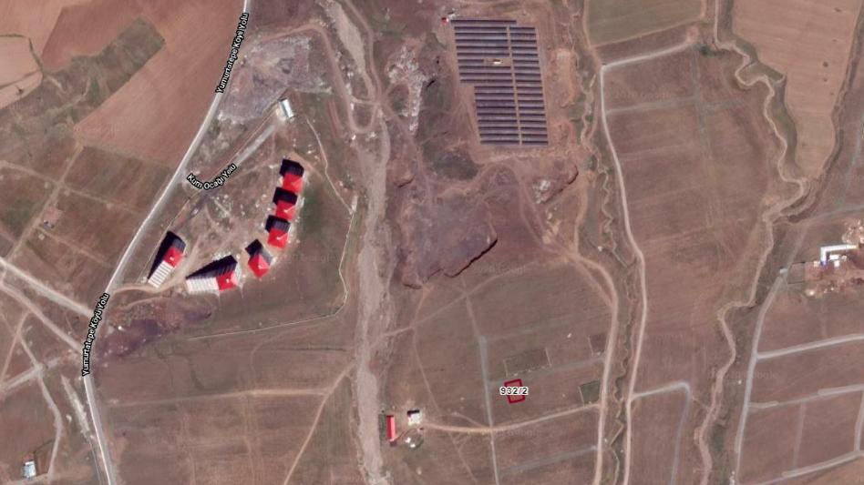 Tatvan Karşıyaka'da Satılık Yatırım Amaçlı İmarlı Arsa